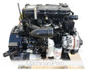 Двигатель Cummins ISDe4.5